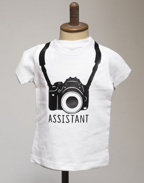 Photography Assistant Tee/Onesie