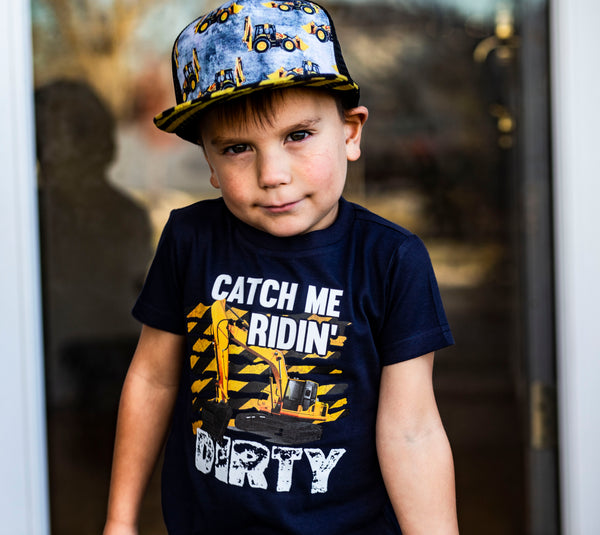 Catch Me Ridin' Dirty Tee