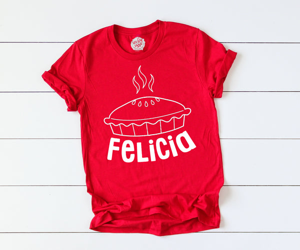 PIE FELICIA Adults Tee (3 color options!)