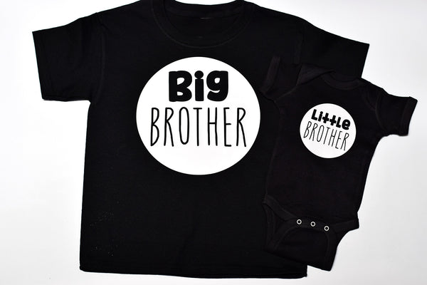 Big BROTHER - Little BROTHER bodysuit