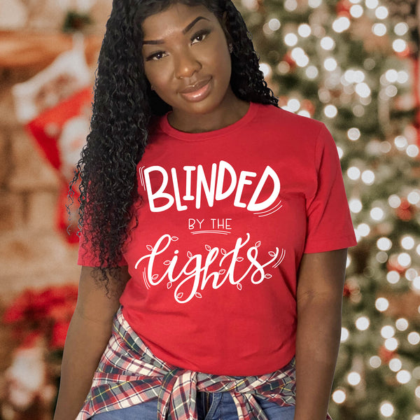 Blinded by the Lights Adult Unisex Tee