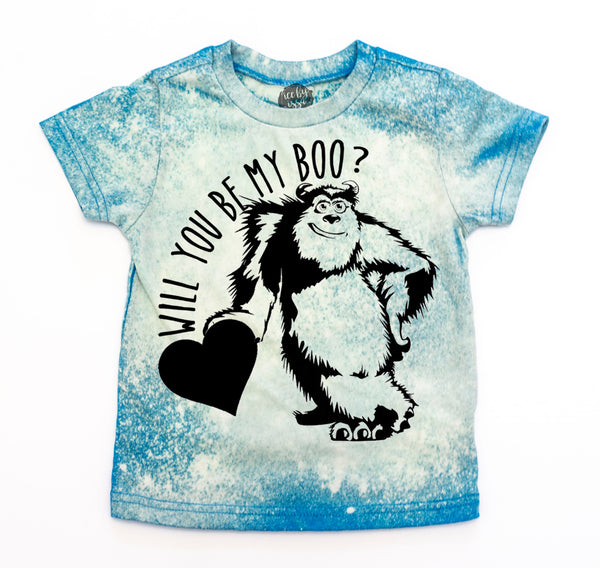 *LIMITED* COLORWASH™ Be My Boo Tee