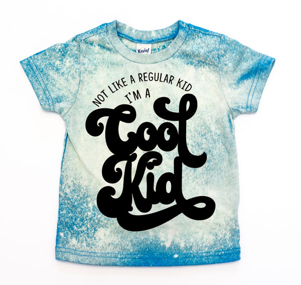 *LIMITED* COLORWASH™ Cool Kid Blue Tee