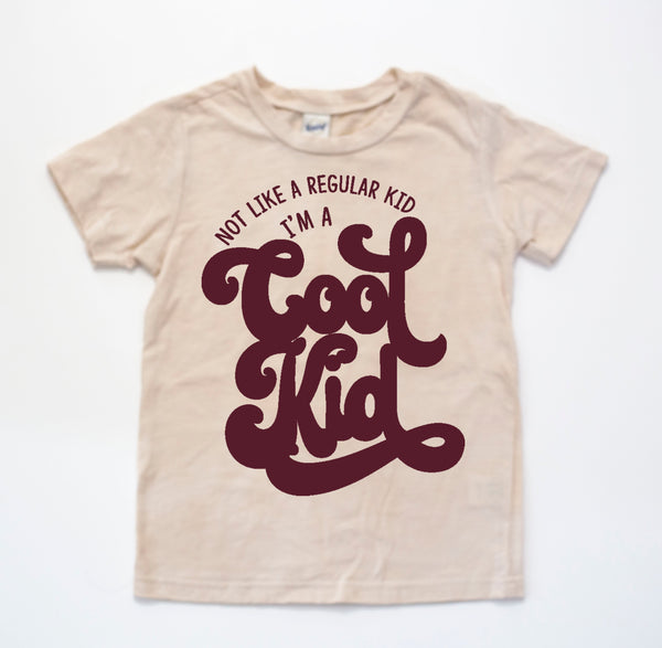Cool Kid Tea Dyed Tee