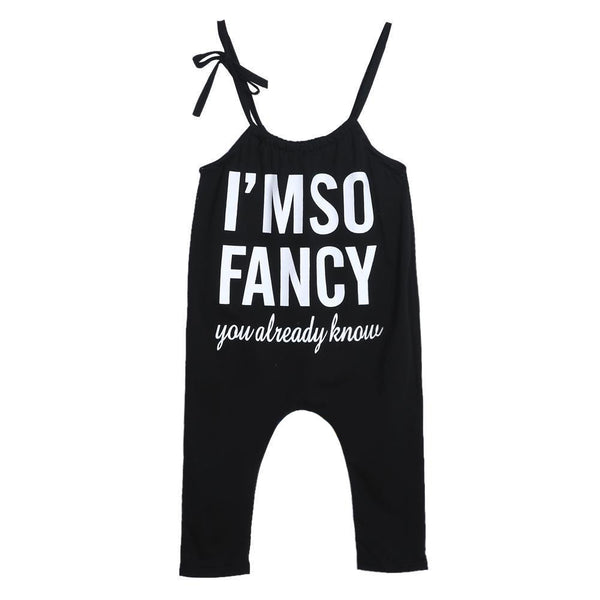 I'M SO FANCY Romper