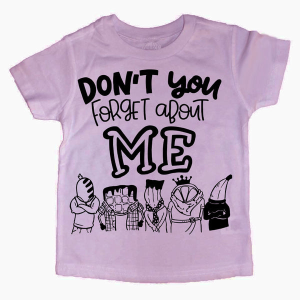 Don't You Forget about Breakfast Kids Tee