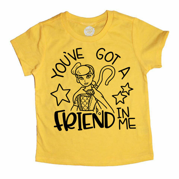Friend In Me Bo Tee