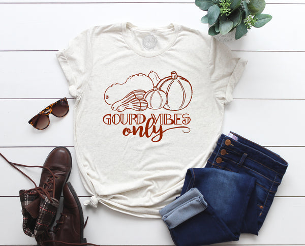 GOURD VIBES Only Adults Tee (3 color options!)