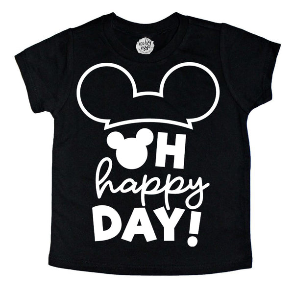 Oh Happy Day Kids Tee