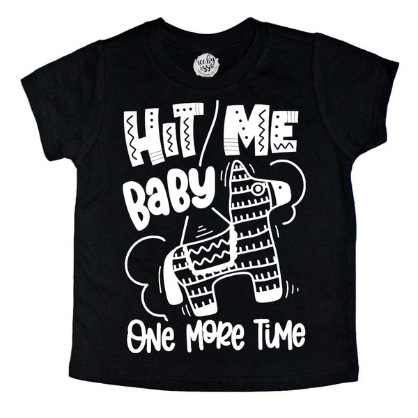 Hit Me Baby One More Time Kids Tee