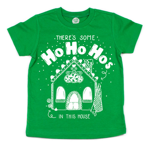 Ho Ho Ho's in this House Kids Tee