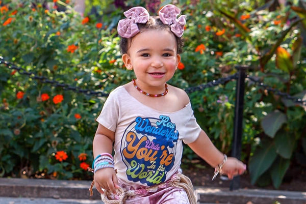 How Wonderful Life is Kids Tee