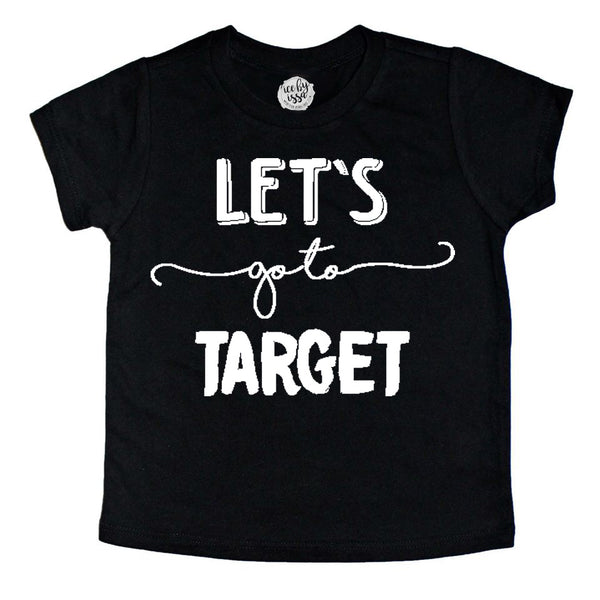Let's Go to Target Kids Tee