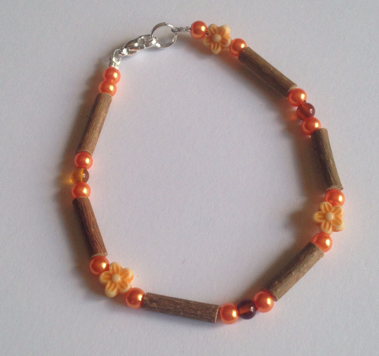 Combination of Amber & Hazelwood- Flowers