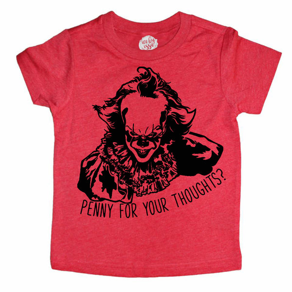 Penny For Your Thoughts Kids Tee