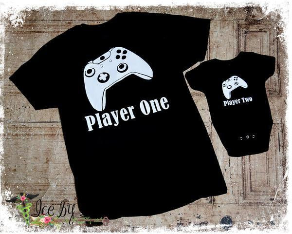 Player One & Player Two Xbox Set