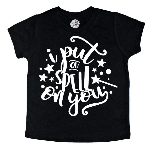 I Put A Spell of You Kids Tee