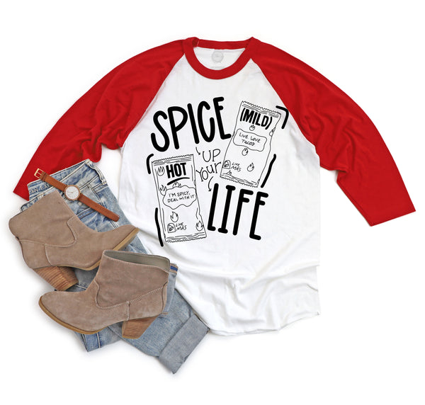 Spice Up You Life Adult Unisex Tee