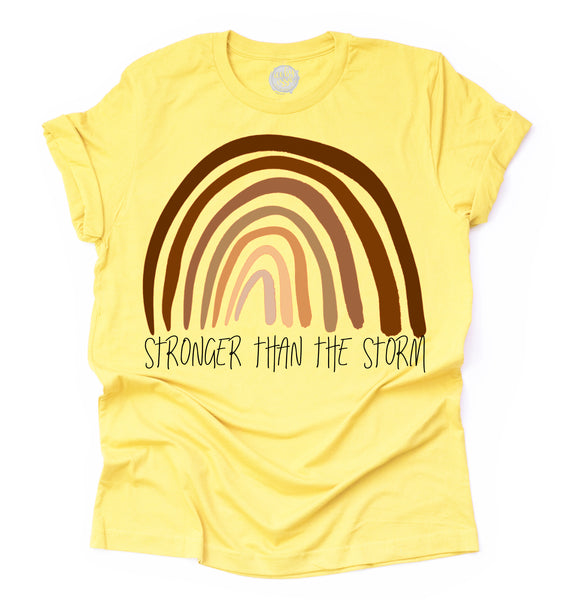Stronger Than the Storm Adult Unisex Tee