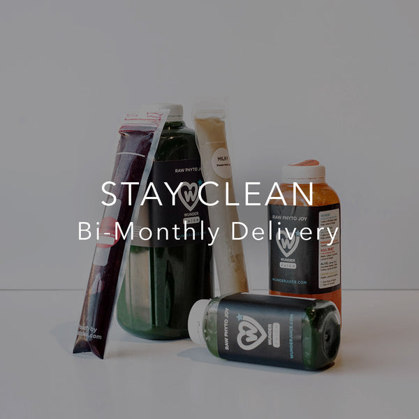 Stay Clean. Bi-Monthly Delivery