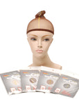 Anti Bacterial Fishnet Wig Cap