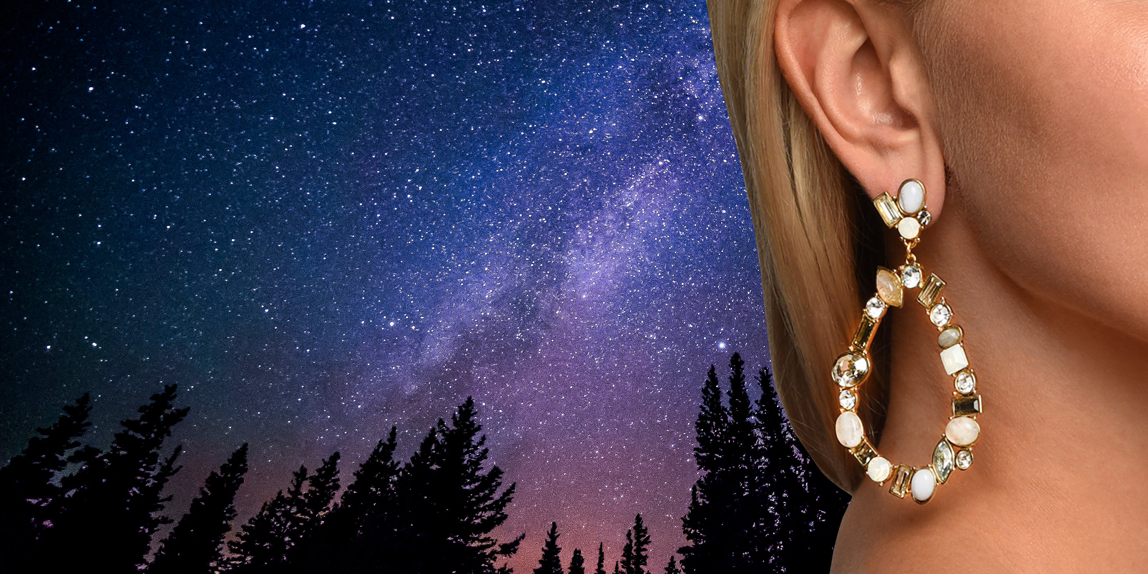 Celestial Earrings Collection