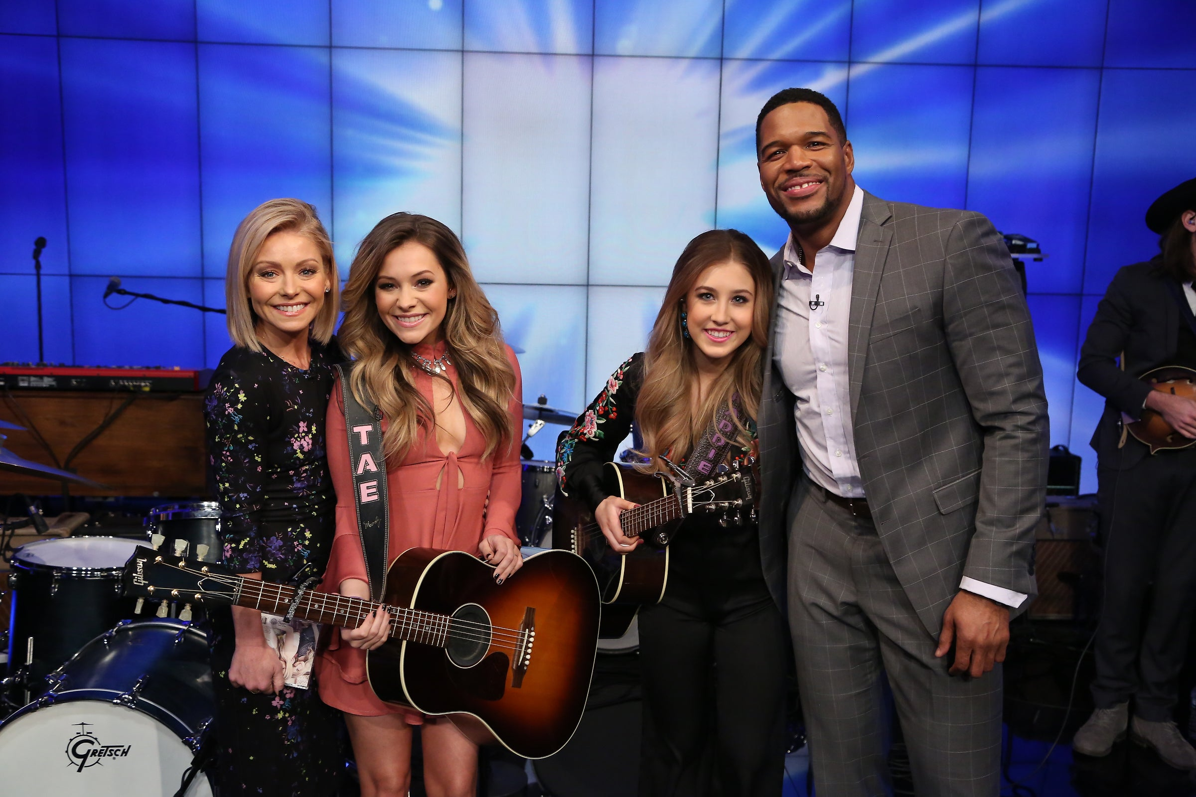 Maddie & Tae on LIVE with Kelly and Michael