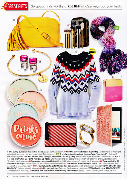Redbook 2015 Holiday Gift Guide