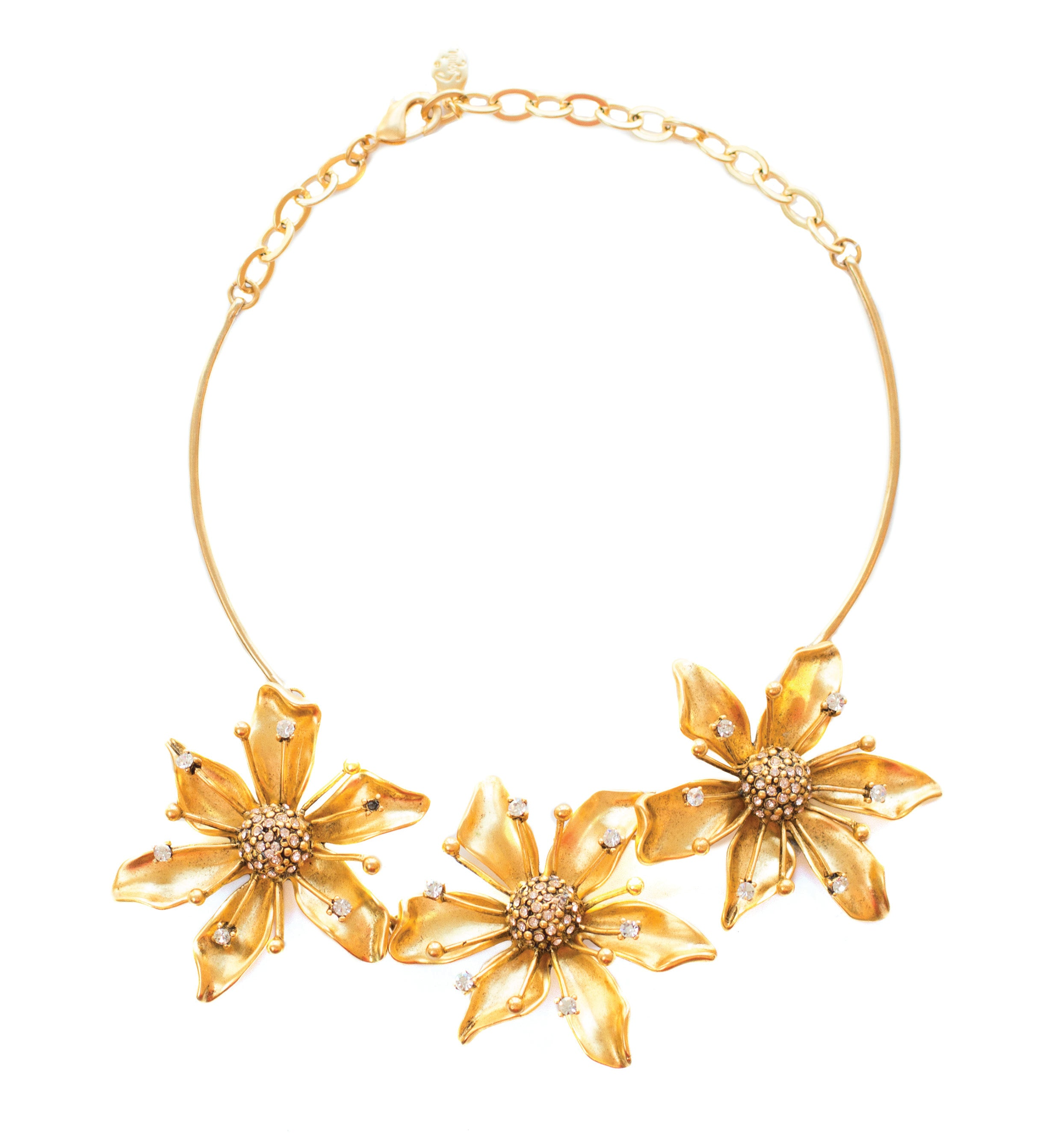 "Sequin's Limited Edition ""Flora"" Necklace"
