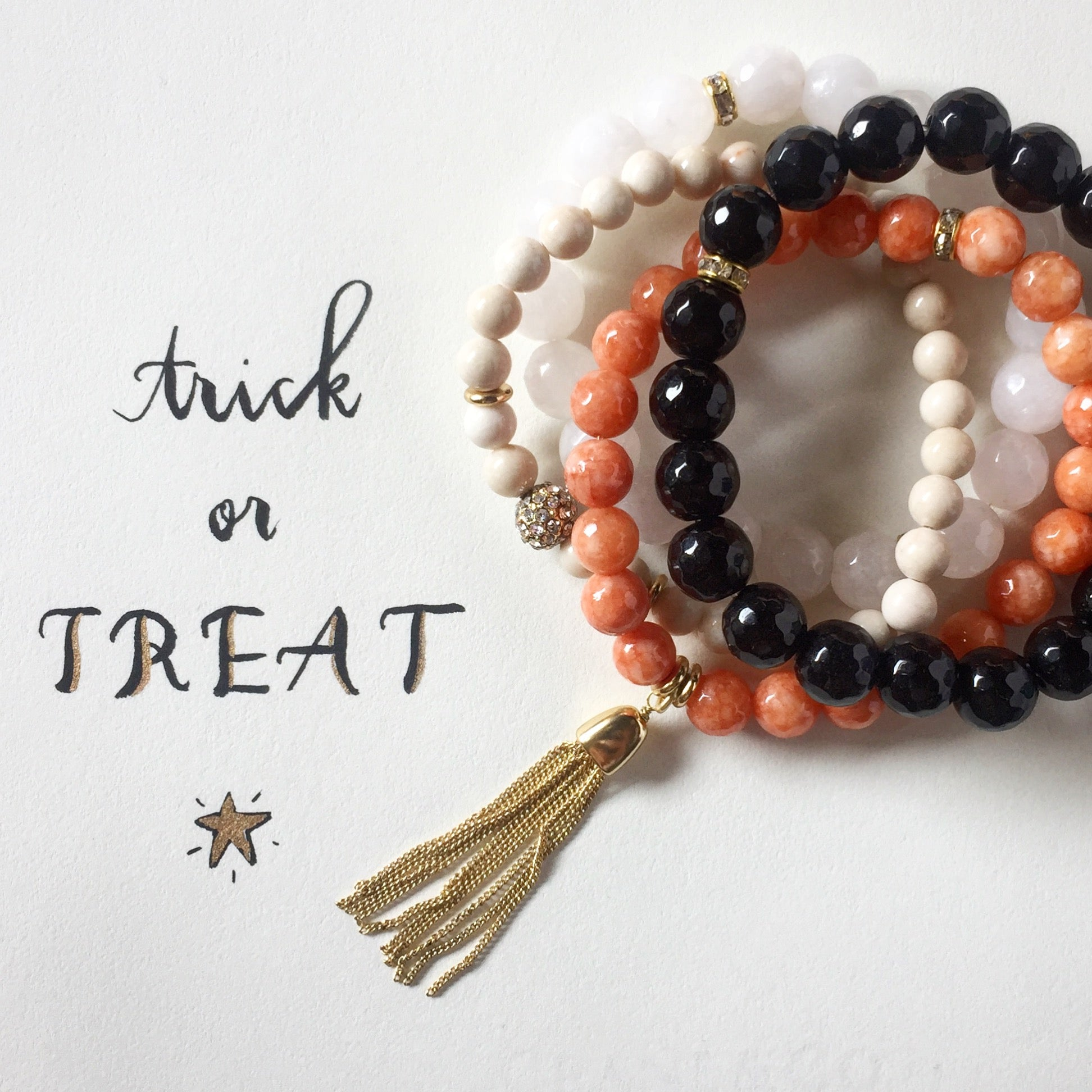 #SequinSayings - Trick or TREAT?