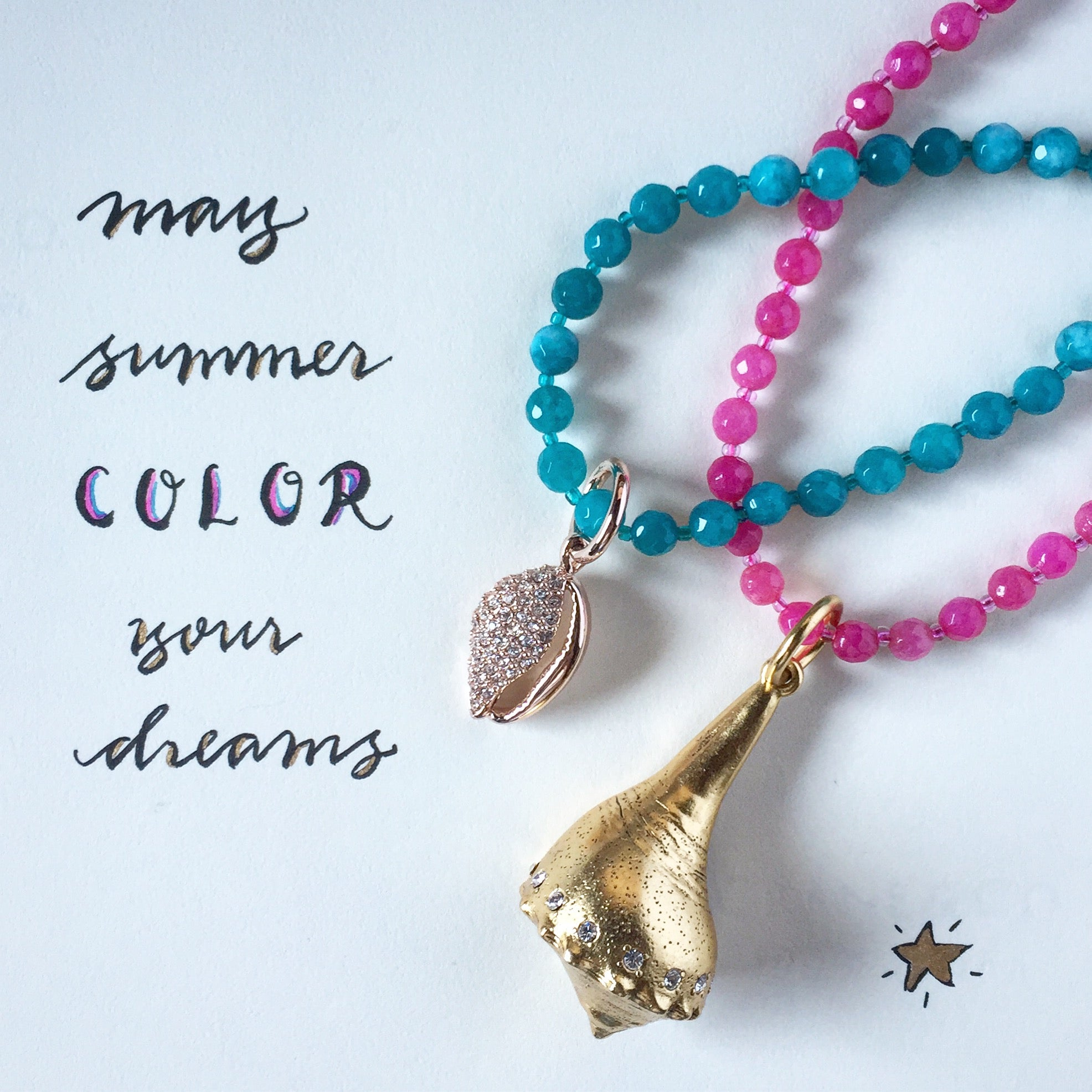 #SequinSayings - May Summer Color Your Dreams