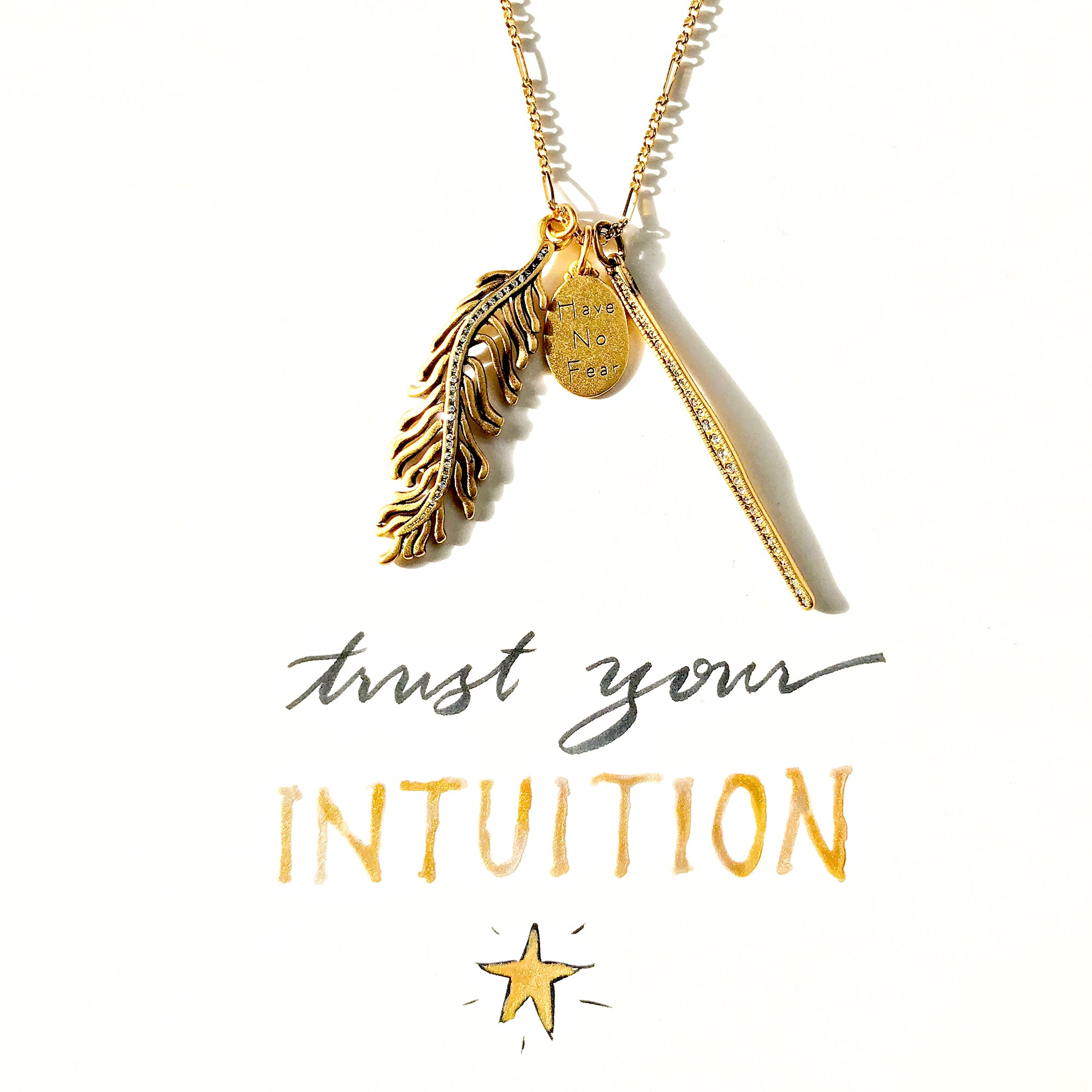 #SequinSayings - Trust Your Intuition...