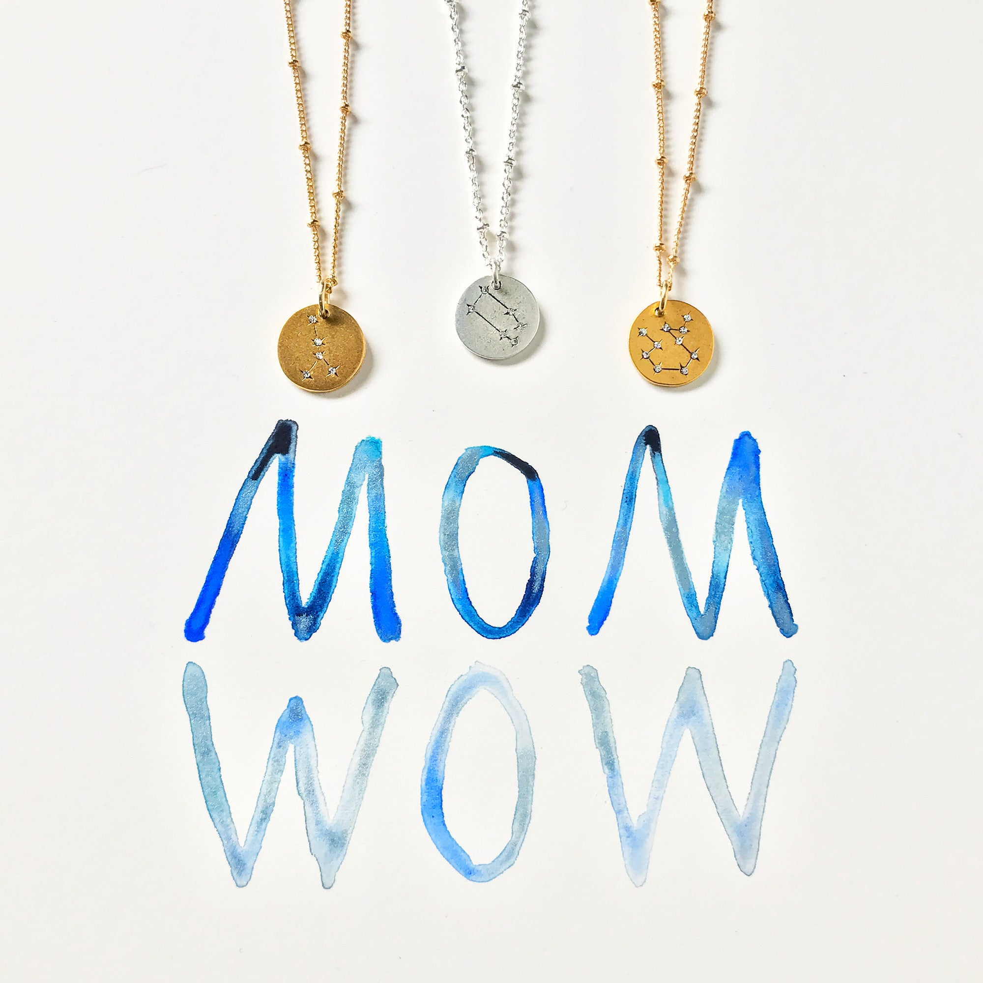 #SequinSayings - MOM is WOW
