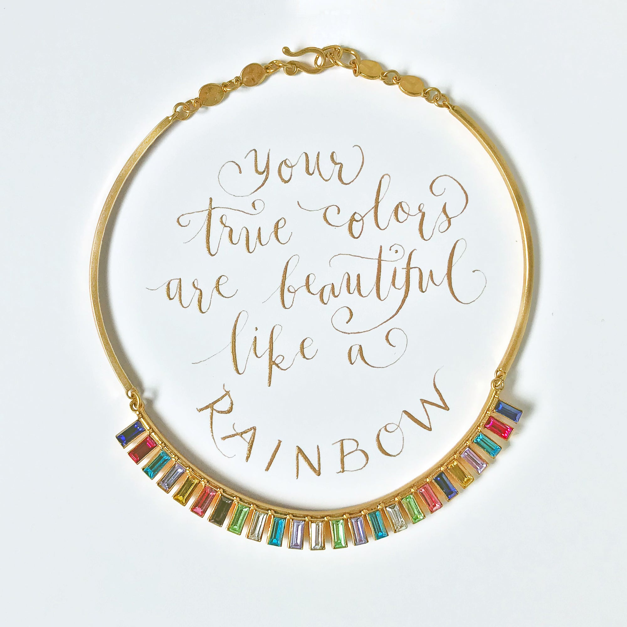 #SequinSayings - True Colors...