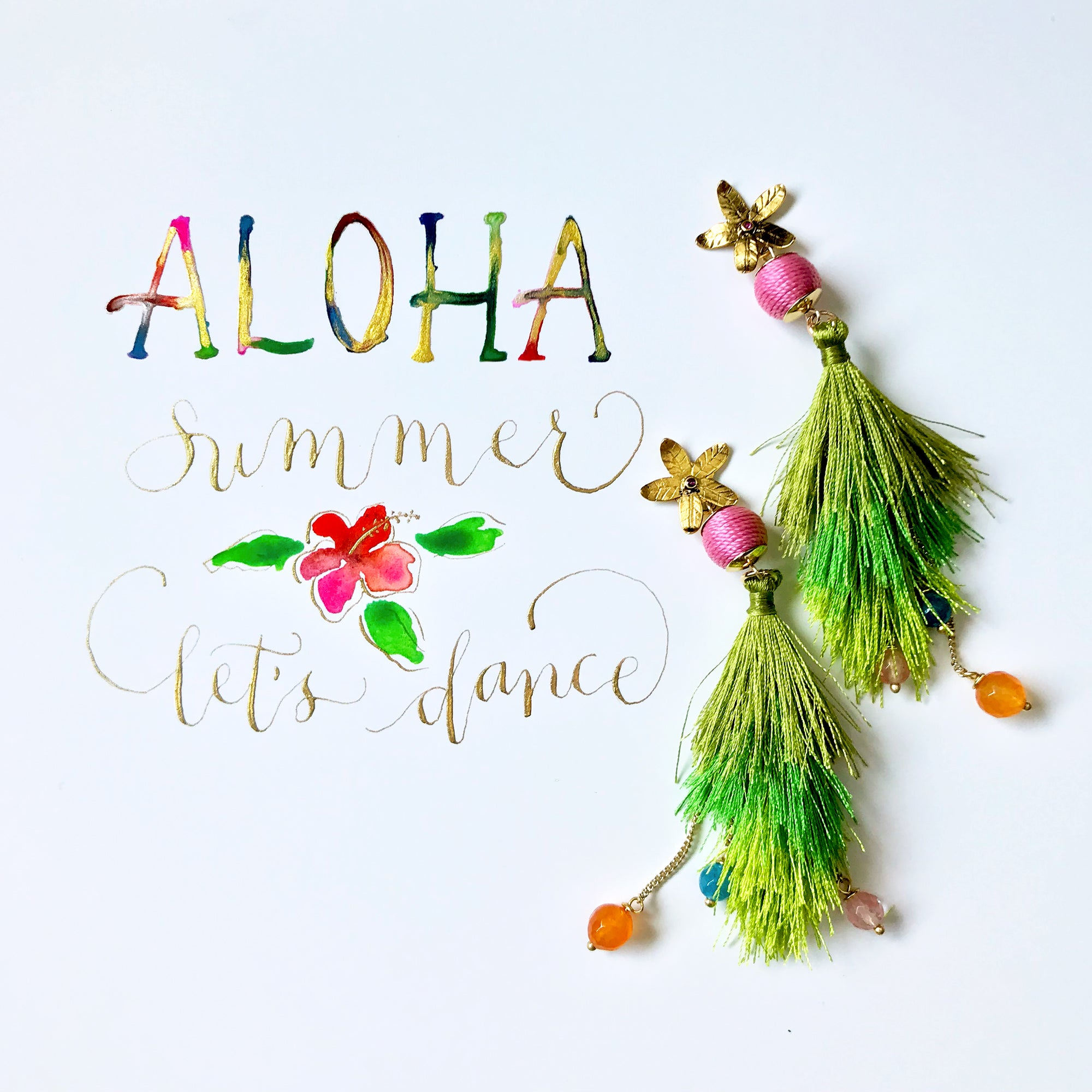 #SequinSayings - Aloha Summer!