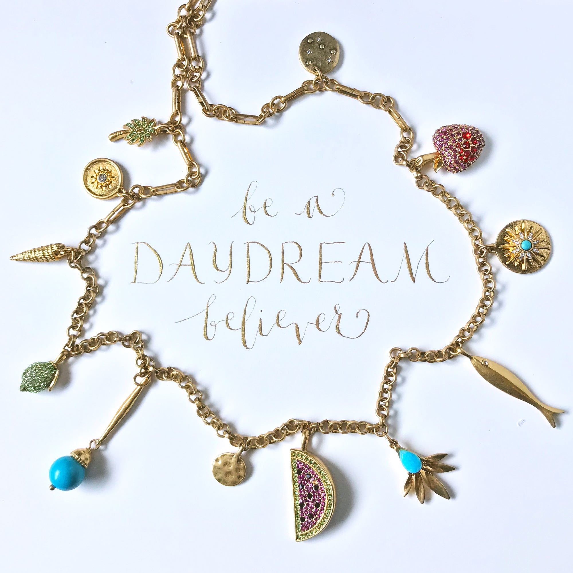 #SequinSayings - Be a Daydream Believer