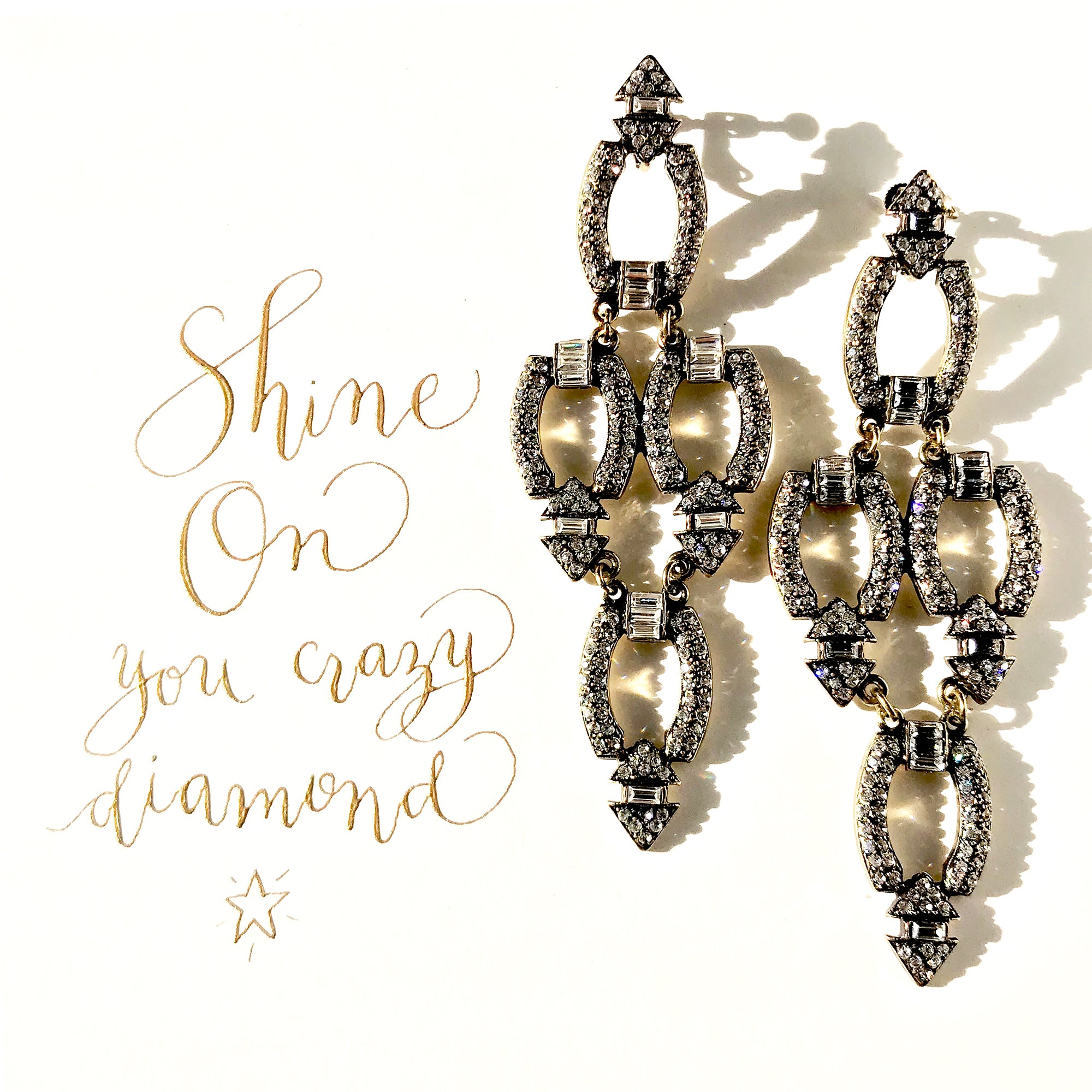 #SequinSayings - Shine On...