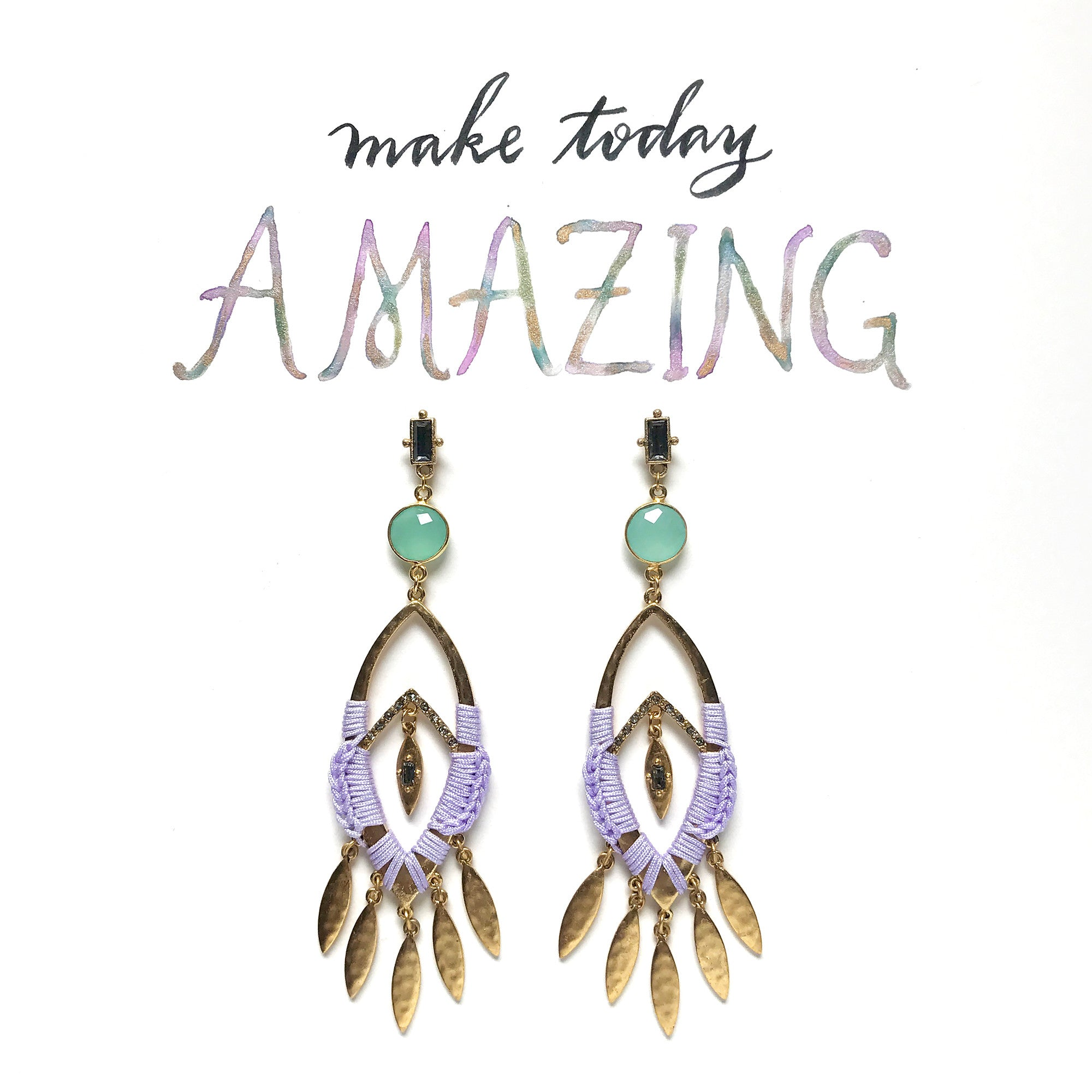 #SequinSayings - Make Today AMAZING