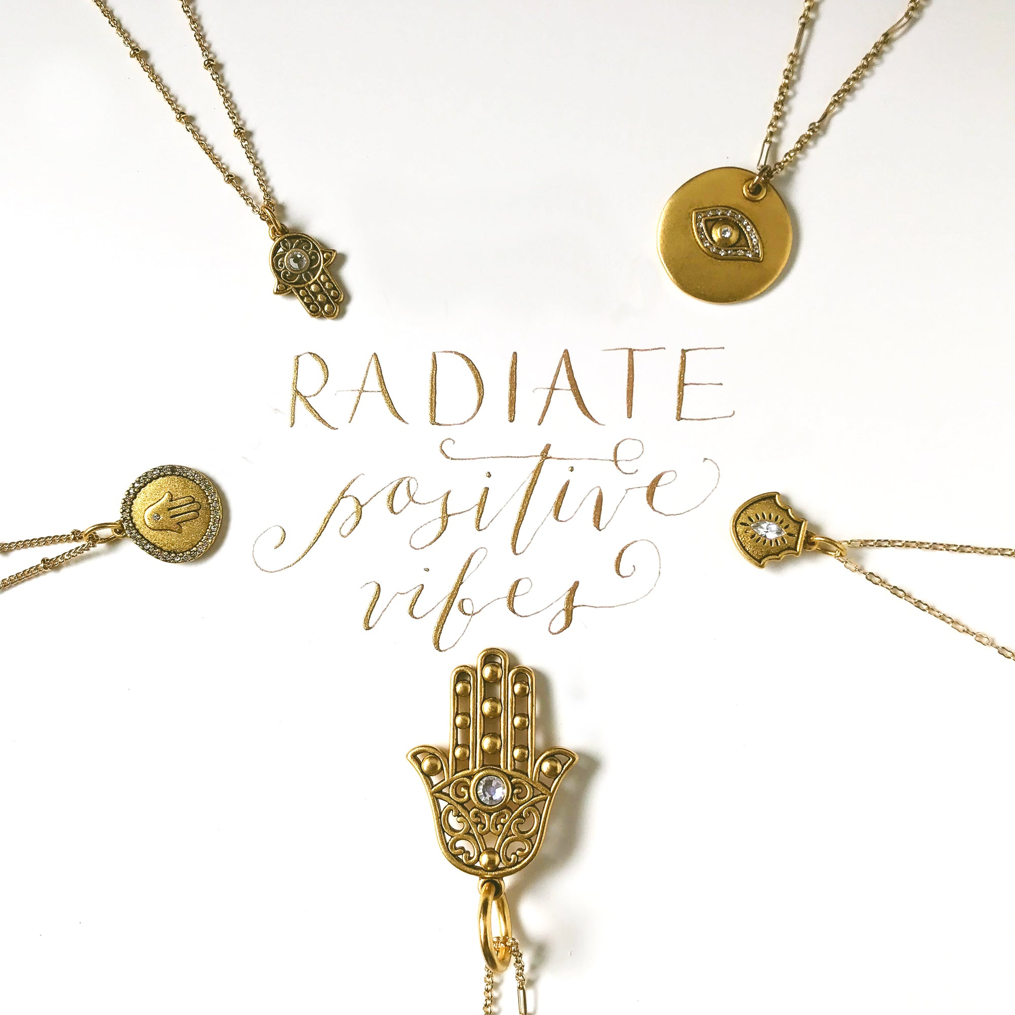#SequinSayings - Radiate Positive Vibes