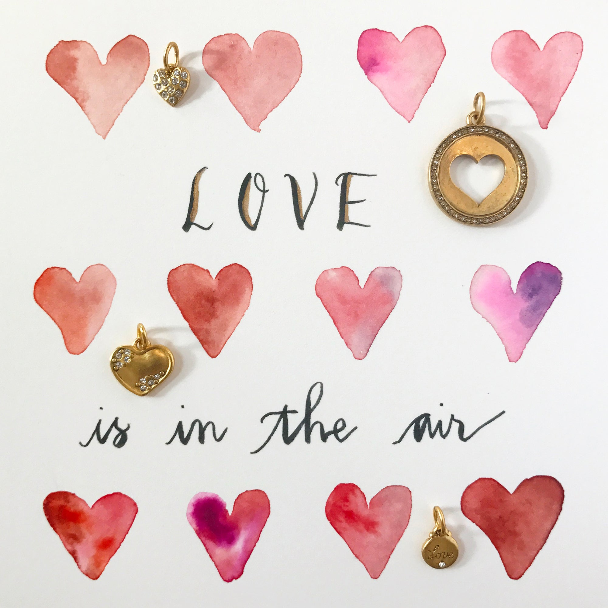 #SequinSayings - Love is in the Air