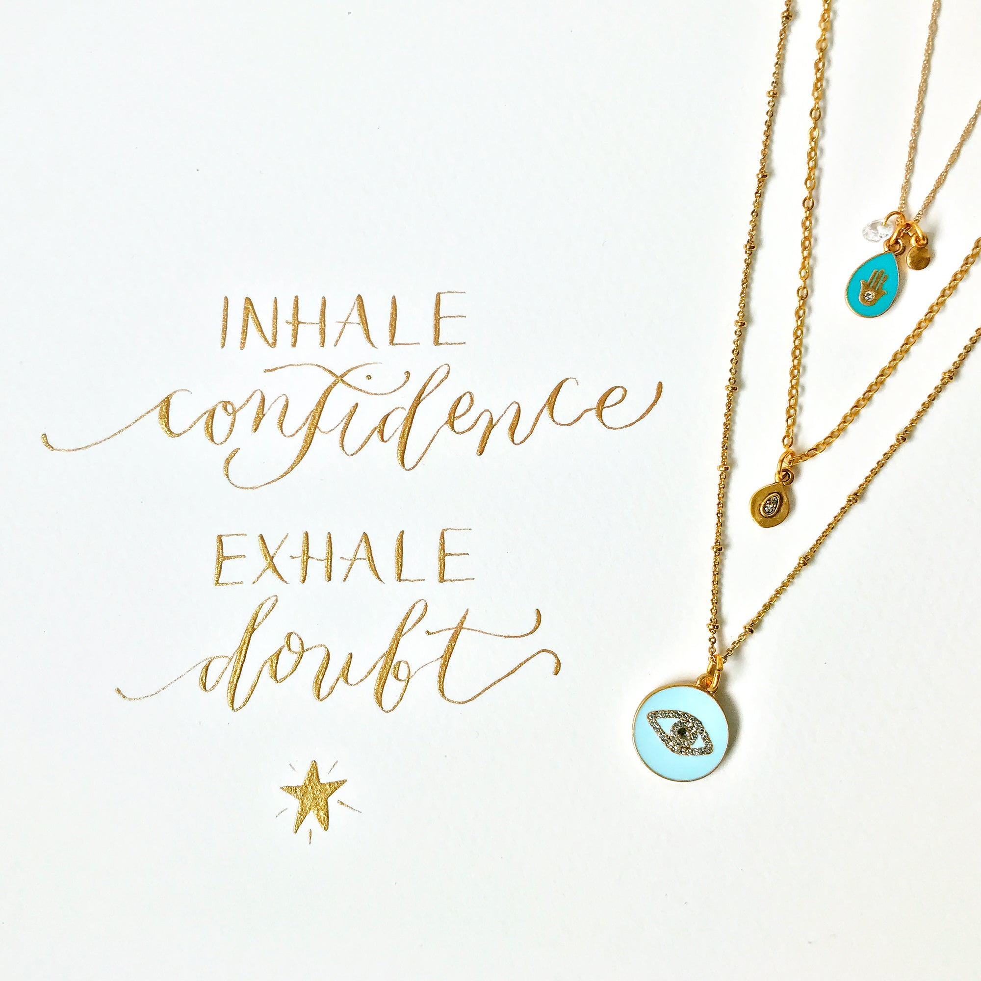 #SequinSayings - Inhale, Exhale...