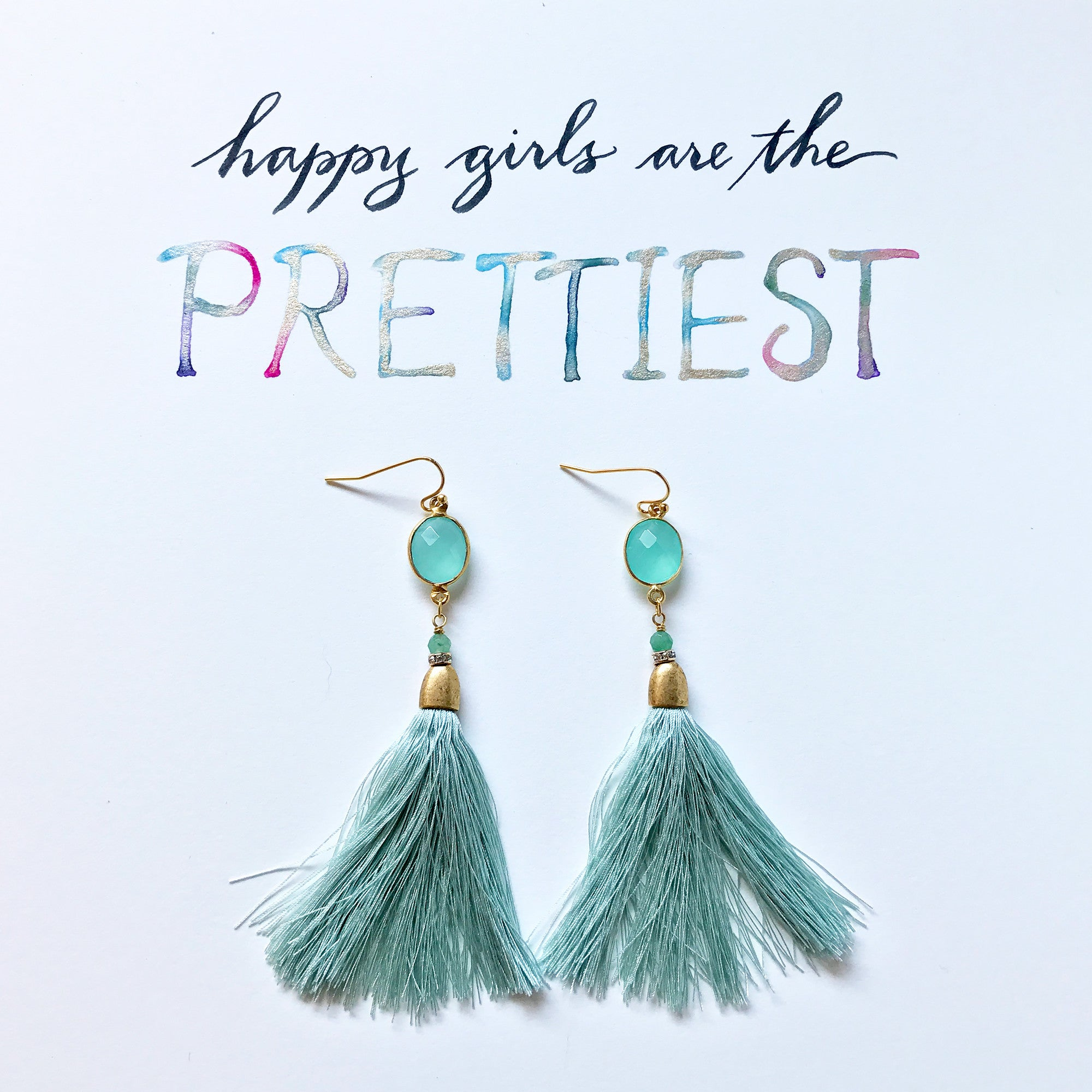 #SequinSayings - Happy Girls are the Prettiest