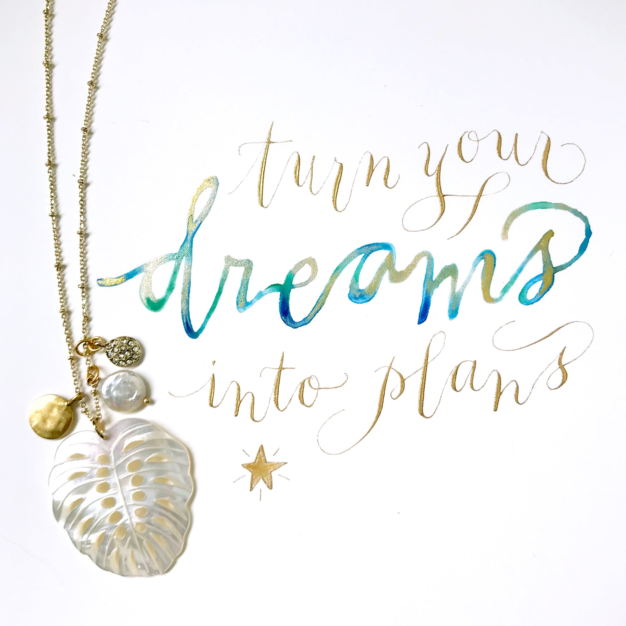 #SequinSayings - Turn Your Dreams Into Plans