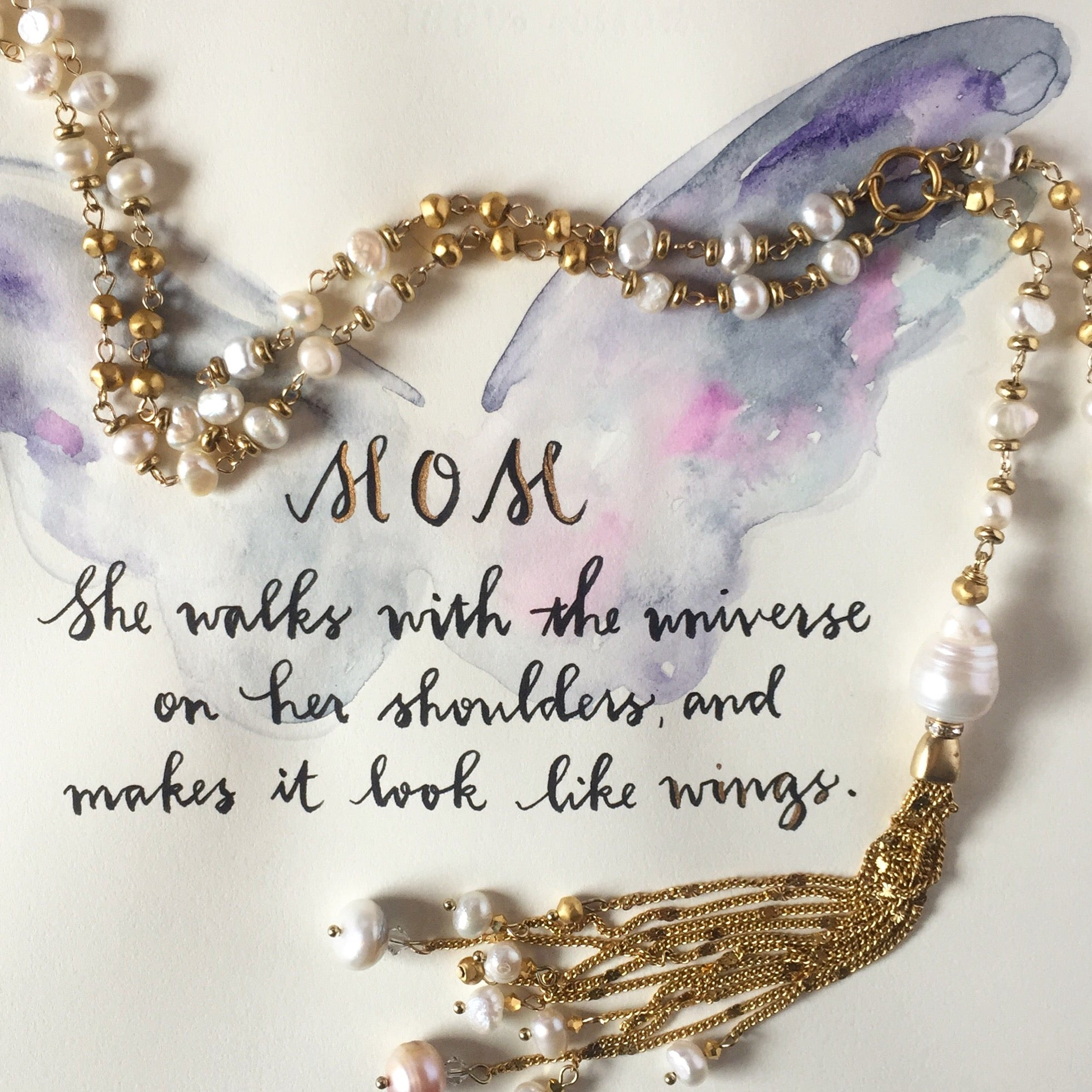 #SequinSayings - Pearls of Wisdom