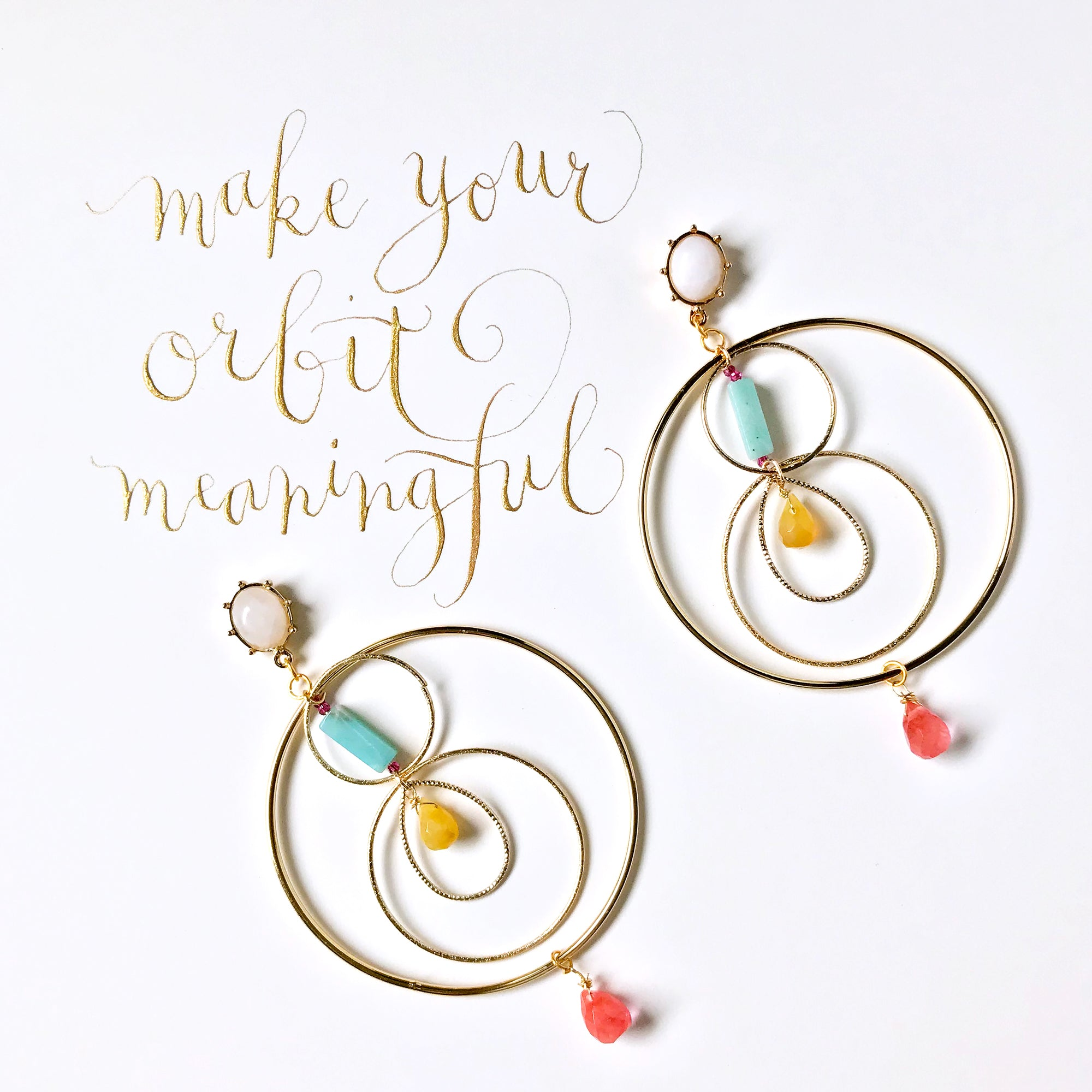 #SequinSayings - Make Your Orbit Meaningful