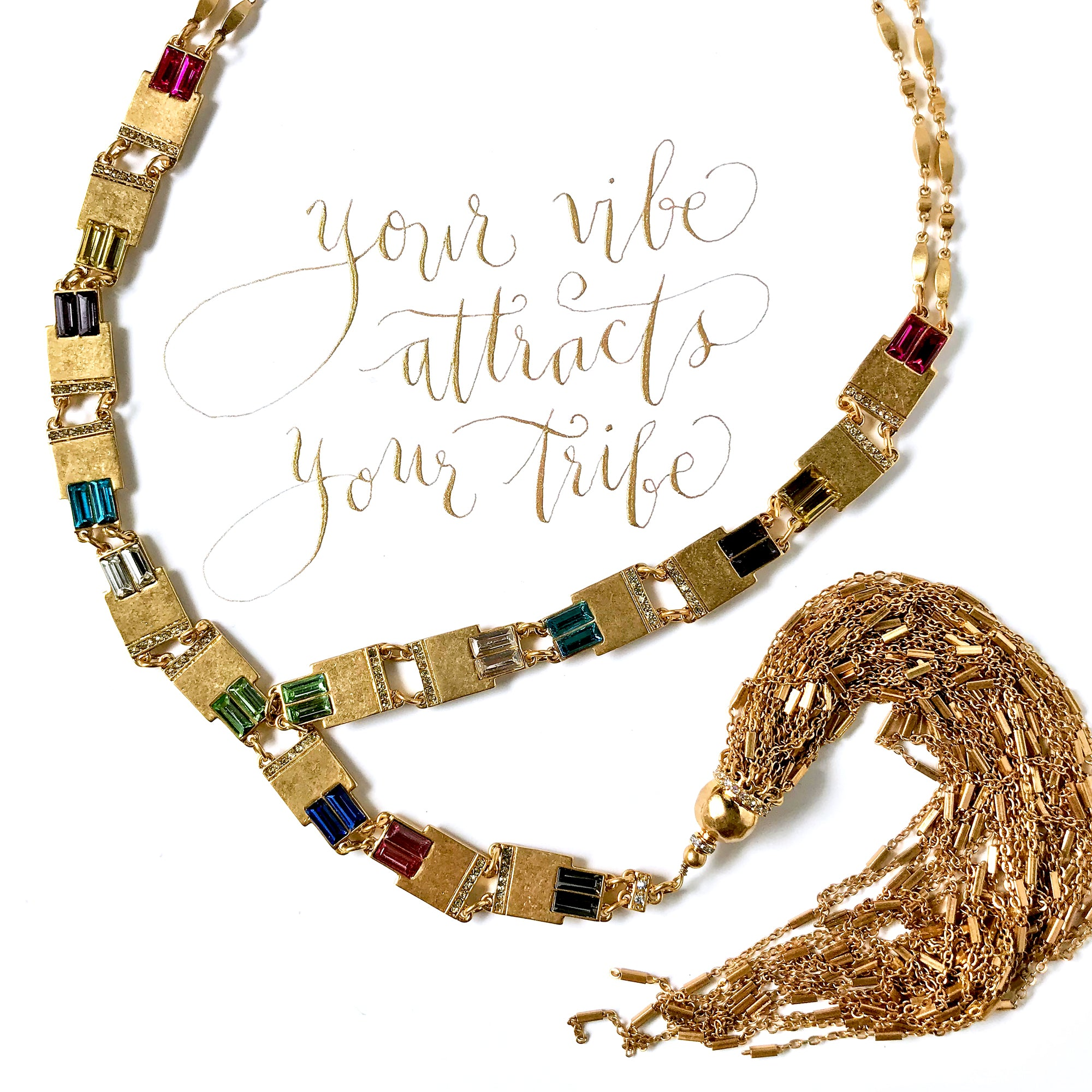 #SequinSayings - Your Vibe Attracts Your Tribe