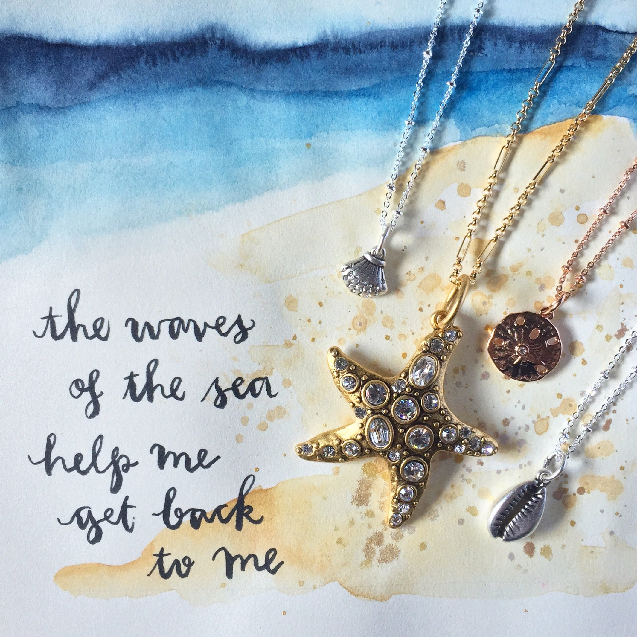 #SequinSayings - Resort Talismans