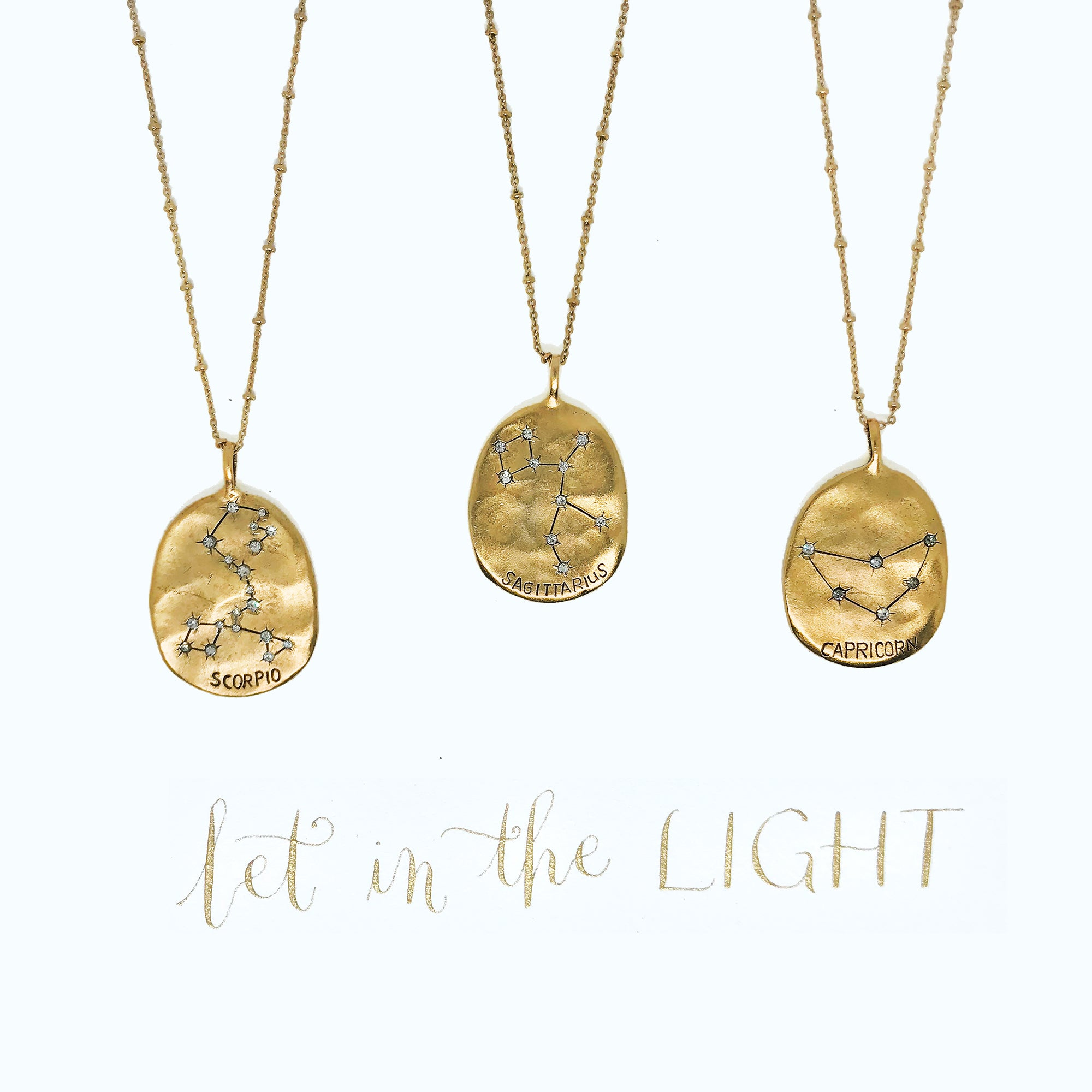 #SequinSayings - Let in the Light