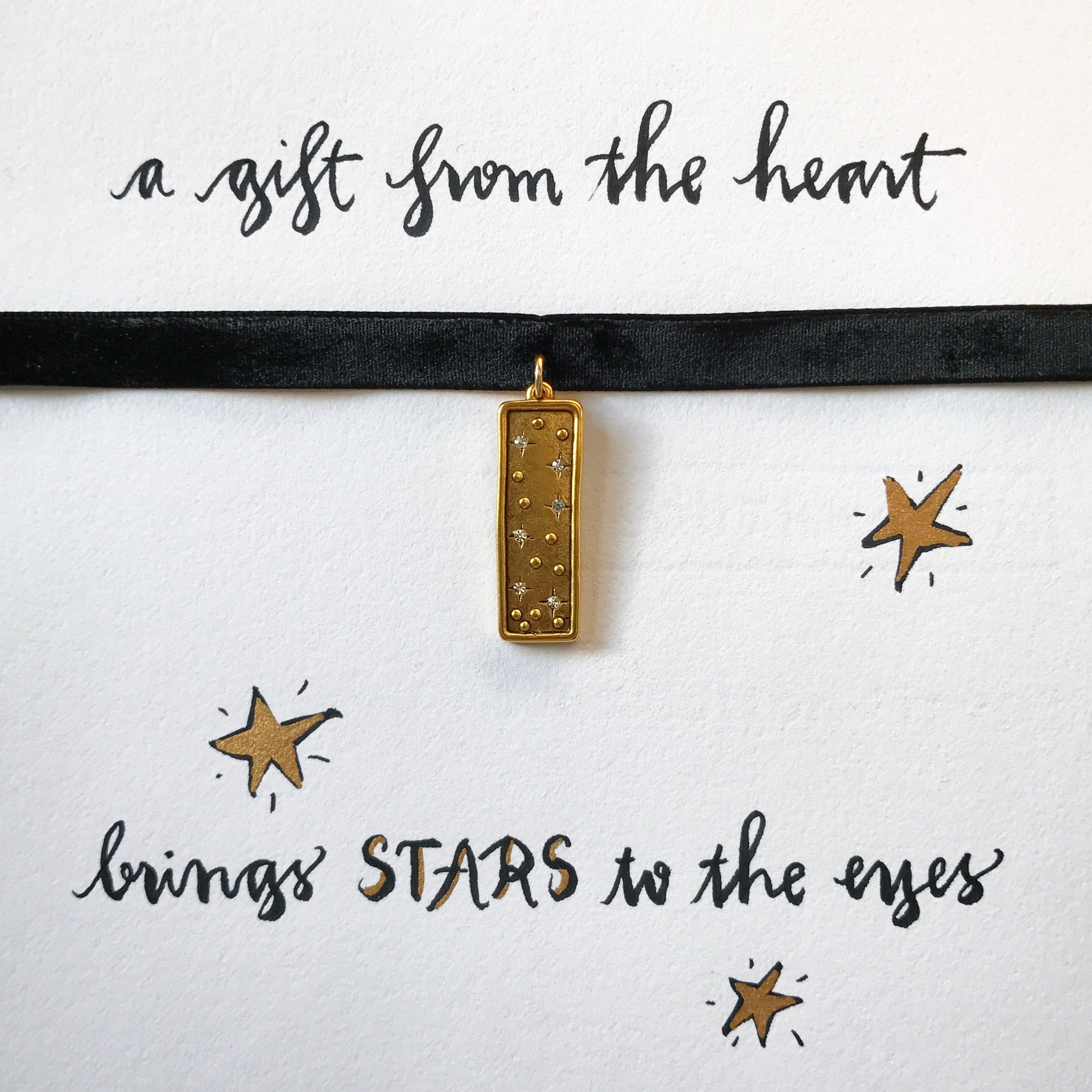 #SequinSayings - A Gift from the Heart...
