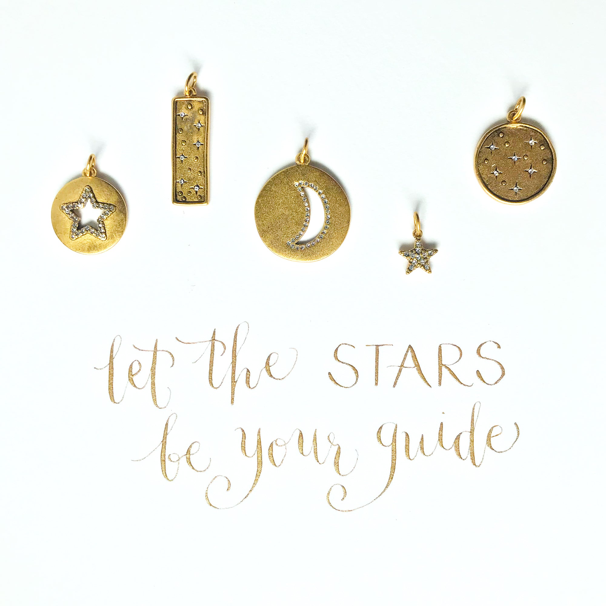 #SequinSayings - Let the Stars Be Your Guide